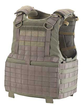 BODY ARMOUR-PLATE CARRIER