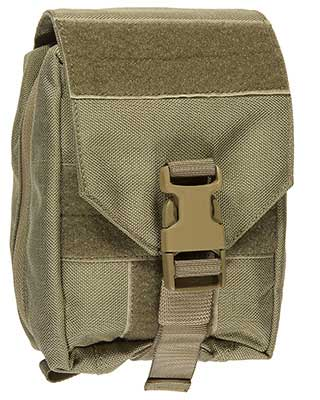 ACCESS.-POUCH BODY ARMOUR-PLATE C